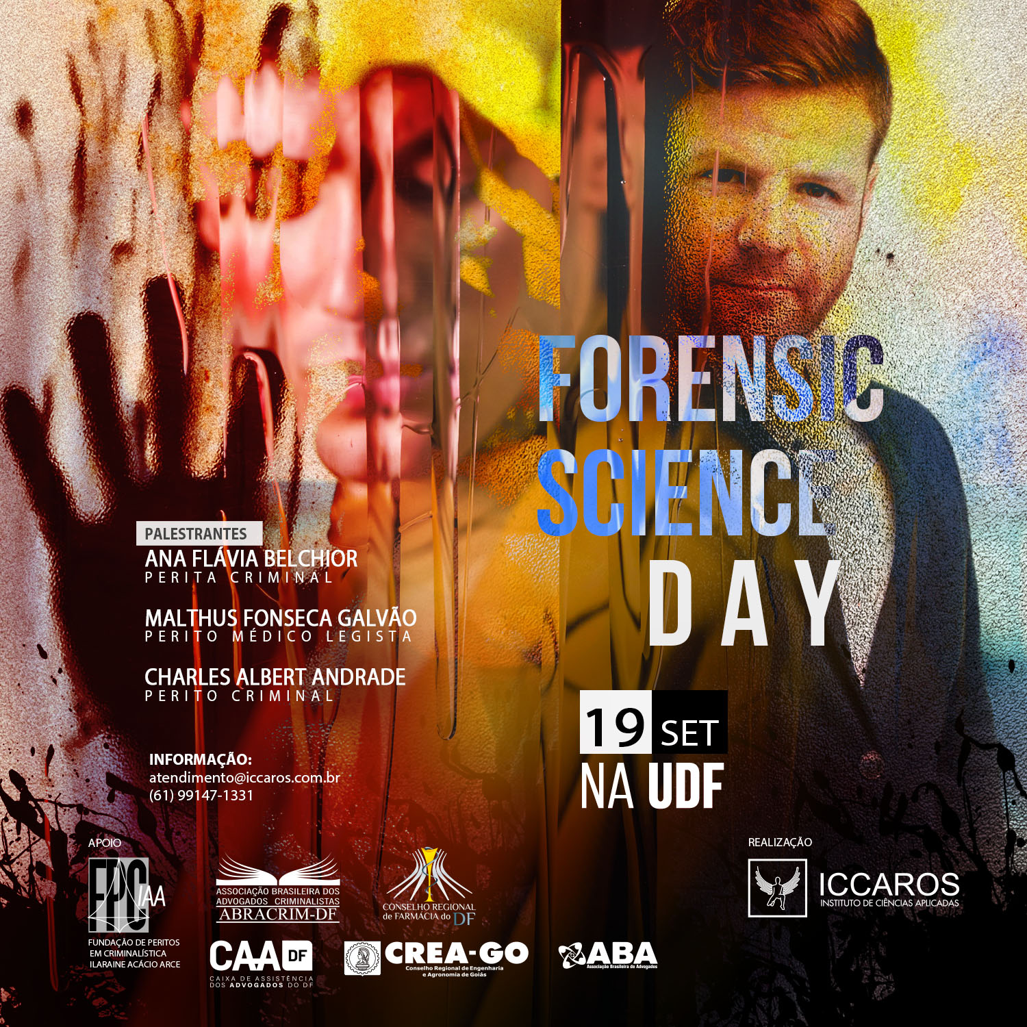 forensic science day UDF rs-