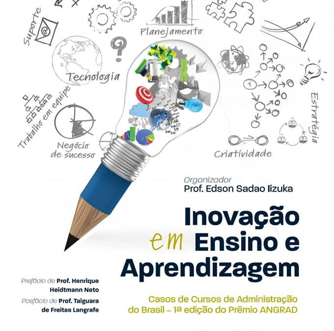 Conecta UDF é prêmio e capítulo de livro.