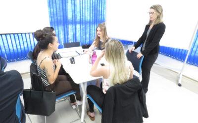 Alunos do UDF realizam audiências simuladas de mediação no Conecta