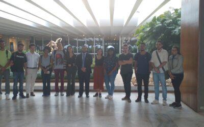 Visita Técnica ao Congresso Nacional e Palácio do Itamaraty